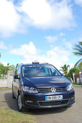 Taxi conventionné Guadeloupe